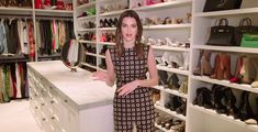 """Kendall Jenner Shows Us Her Closet and """"Hannah Montana"""" Room"""