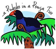 A Pukeko in a Ponga Tree (Kingi Ihaka) - NZ version of traditional Christmas folk song