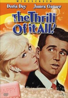 Available in: DVD.Norman Jewison directs James Garner and Doris Day in the comedy The Thrill of It All!, which comes to DVD with a widescreen All Movies, Great Movies, Movies To Watch, Comedy Movies, Famous Movies, Awesome Movies, Latest Movies, Famous Faces, Movies Online