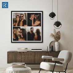 Make any living space look extra elegant with our canvas floater frame prints! Each canvas print looks like it's floating in a frame, bringing that sophisticated art gallery look to your home. Canvas Collage, Canvas Wall Art, Wall Art Prints, Framed Prints, Best Canvas Prints, Custom Canvas Prints, Create Your Own Canvas, Floating Picture Frames, Canvas Online