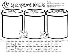 Enjoy these freebie pages from the May Packet. If you like what you find be sure and check out the rest of the May Packet at the link below! 2nd Grade Ela, Teaching First Grade, First Grade Classroom, Teaching Writing, Student Teaching, Writing Skills, Teaching English, Grade 1, Speech Language Therapy