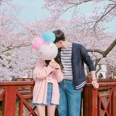 Image about love in korean couples💕 by ᴛᴀᴇʜʏᴜɴɢ's ᴡɪғᴇ