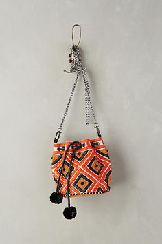 Maliparmi Sacchiello Bucket Bag