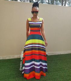 african fashion ideas that looks fab 22763 African Maxi Dresses, African Attire, African Wear, African Style, African Fashion Designers, African Print Fashion, Africa Fashion, Fashion 101, Look Fashion
