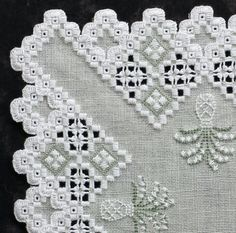 68. 'Lily of the Valley' doily pattern by doiliesbyrose on Etsy