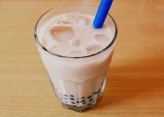 Honey Milk Bubble Tea | Asia Dish
