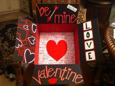 Jeff's Valentines Day box