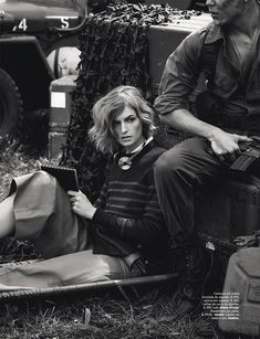 Vogue Portugal April 2015