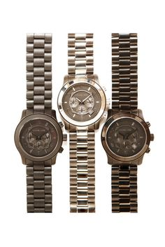 Michael Kors makes the coolest watches.