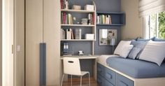 decorate unused spaces in bedroom - Google Search