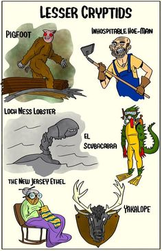 lesser-known-cryptids