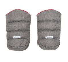 7 A. Enfant Warmmuffs Stroller Gloves-Heather Grey Fleece Lining. Roomy cuffs for hands and jacket sleeves. Anti-pilling micro-fleece lining. Adjustable sizing for both moms and dads. Heather Grey, Winter Walk, Buy Buy Baby, Baby Store, Herschel Heritage Backpack, Hand Warmers, Mom And Dad, Cold Weather, Baby Car Seats