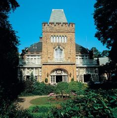 Kasteel 't Kerckebosch (Bilderberg) in the Netherlands.