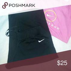 New NIKE FIT DRY long Women Shorts !! New NIKE FIT DRY long Women Shorts!! 12/14 Drawstring Nike Shorts
