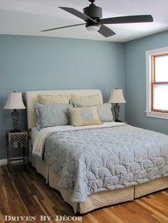 wall color-Benjamin Moore Kentucky Haze