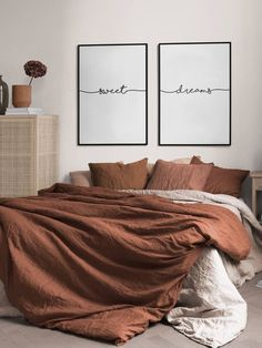 Room Ideas Bedroom, Home Decor Bedroom, Crib Wall, Bed Wall, Cozy Room, Aesthetic Bedroom, My New Room, House Rooms, Sweet Dreams