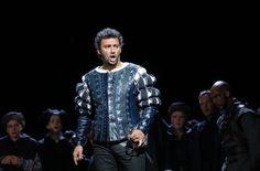 """Otello"" Rollendbüt for Jonas Kaufmann at the Royal Opera House.  Photo: Patricia Sigerist"