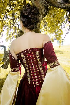 For Sue-Ann, your back would look awesome in something like this!