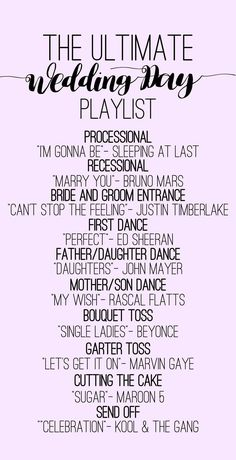 wedding songs Wedding Checklist Wedding Crashers A - Wedding Song List, Wedding Music, Dream Wedding, Wedding Day, Wedding Song Playlist, Country Wedding Songs, Trendy Wedding, Country Weddings, Vintage Weddings