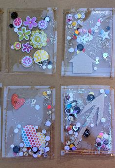 Pocket Full of Posies: Project Life Confetti Pockets