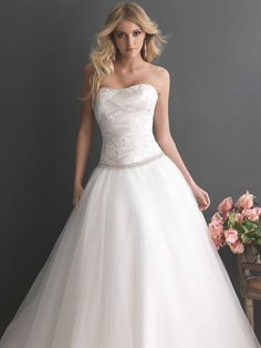 Allure Bridals: Style: 2658 :: rustic wedding dress