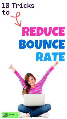 Bounce Rate, Increase Sales, Online Work, The Only Way, You Can Do, Self Help, Search Engine, Affiliate Marketing, Things That Bounce