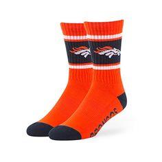 on sale c6176 45f95 NFL Men s  47 Duster Casual Dress Crew Socks, 1-Pack http