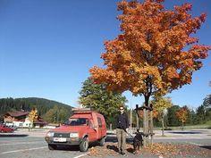 August-September September, Europe, 4x4 Camper Van