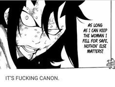 GAJEVY IS CANON! GAJEVY IS CANON! I'M SO HAPPY! Even if it was only for 10 pages...❤️