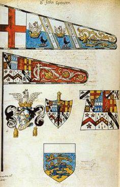 Heraldic Display of Sir John Spencer of Althorp, 1599