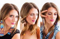 Beauty basics! Here's how to master the cat eye.