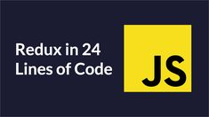 How to Implement Redux in 24 Lines of JavaScript App State, Programming Languages, Web Development, Coding, Learning, Tips, Programming, Education, Hacks