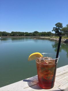 Salty Dog Cafe (best sweet tea *ever*), Sea Pines Resort, Hilton Head Island, South Carolina. Photo by: Christie Larson