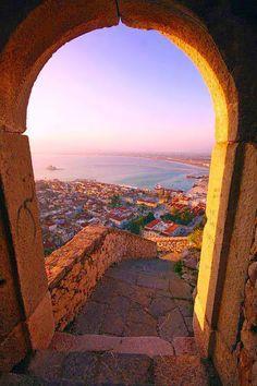 Nafplio ~ Peloponnese #Greece