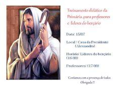 As Tontas Vão Ao Céu: Treinamento de Liderança da Primária - Ala Santa T...