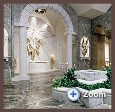 Chapel of Our Lady of Hope @ National Shrine of the Immaculate Conception.