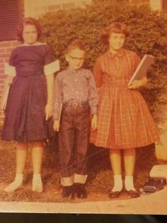 Cathy, Larry & Nancy!