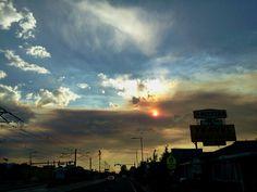 Sunset Salt Lake City, Utah