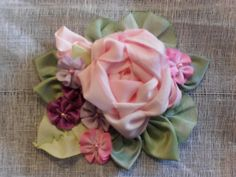 Silk Ribbon Embroidery Instructions | Recent Photos The Commons Getty Collection Galleries World Map App ...