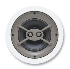 Proficient Audio Systems C600TT 6.5-Inch Dual-Voice Coil Polypropylene Ceiling Speaker With Twin Tweeters by Proficient. $169.95. 6.5-Inch dual-voice coil polypropylene ceiling speaker with twin tweeters.