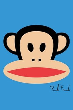 Paul Frank.....love him!!