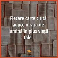 Un gând petru astăzi  #citate #carti #cititoripasionati #cititoridinromania #noicitim #cartestagram #bookstagram #booklover #bookalcholic #cititulnuingrasa I Love Books, True Words, My Love, Instagram Posts, Quotes, Life, Luxury, Inspring Quotes, Quotations