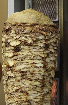 Kebab   par REDXIII13 Kebab Recipes, Ham Recipes, Turkey Recipes, Cranberry Salad Recipes, Stuffing Recipes, Thanksgiving Recipes, Barbecue, Banana Bread, Beef