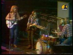 Credence Clearwater Revival - Proud Mary (Live 1969) loved em then, love them now!