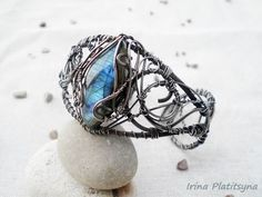 Jewelry by Irina Platitsyna Украшения Wire Wrap