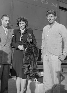 Joe Kennedy Jr, Kathleen Kennedy, Rose Kennedy, Rosemary Kennedy, Killed In Action, John Fitzgerald, United States Navy, Studio Portraits, Jfk
