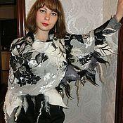 Магазин мастера Кульчицкая Юлия Шерстюля: броши, аксессуары для кошек, шарфы и шарфики, шали, палантины, персональные подарки