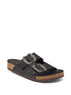5b5b8417dea94e Marc Jacobs Redux Grunge Two-Strap Sandals