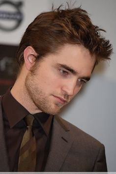 This is one of my favorites...Robert Pattinson