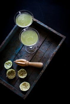 A Walk in the Weeds, containing celery juice, gin, agave syrup, and lime juice. Sounds like a new favorite! Photo by Carey Nershi of Reclaiming Provincial